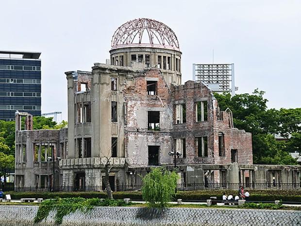 JHiroshima Peace Memorial